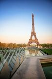 Paris (France) - Eiffel Tower Royalty Free Stock Images