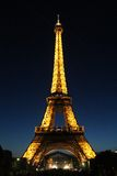 Paris, France and the Eiffel Tower Stock Images