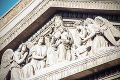 Paris, France A igreja Notre-Dama-de-Lorette Fotografia de Stock Royalty Free