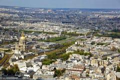 Paris, france. invalides Stock Images