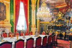 PARIS, FRANCE - JULY 03, 2016 :  Apartments of Napoleon III. La Stock Images