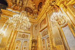 PARIS, FRANCE - JULY 03, 2016 :  Apartments of Napoleon III. Lou Royalty Free Stock Images