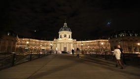 Pont des Arts night