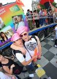 PARIS, FRANCE - June 25. 2011 Gay Pride Royalty Free Stock Image