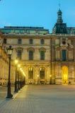 Paris (France). Louvre museum Stock Photos