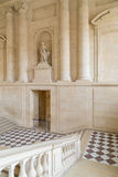 Paris, France, March 29 2017: Great hall and staircase of Versailles Chateau Stock Photography