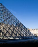 PARIS, FRANCE - March,2016: Louvre Museum in Paris, France. (Musee de Louvre) Stock Images