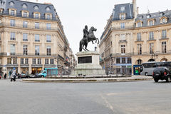 Place des Victoires, Paris Stock Photography
