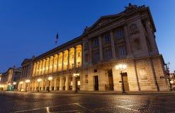 The Hotel de la Marine is an iconic monument on Concorde square . Until 1798, it housed the Garde-Meuble de la Couronne