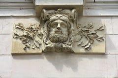 Paris architecture. Paris, France - old apartment building. Architecture detail Stock Images