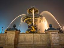 Paris. France. Place de la Concorde Royalty Free Stock Image