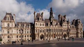 Hotel de Ville in Paris, France Stock Image