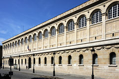 Paris (France) The St Genevieve Library Royalty Free Stock Photography