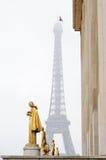 Paris France Tour Eiffel Royalty Free Stock Image