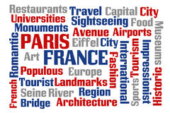 Paris France Stock Photography