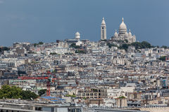 Paris Frankreich Lizenzfreies Stockbild
