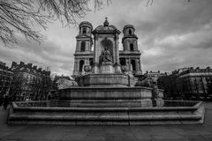 Paris Frankreich Lizenzfreies Stockfoto