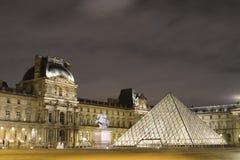 Paris, Frankreich, das Louvremuseum stockfoto