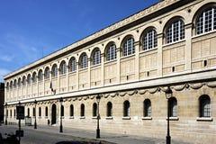 Paris (Frankreich) die Bibliothek Str.-Genevieve Lizenzfreie Stockfotografie