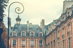 Paris, Frankreich Platzieren Sie DES Vosges Lizenzfreies Stockbild