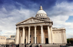Paris Frankrike Royaltyfri Bild