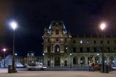 PARIS FRANKRIKE - april 23, 2016: Louvreslotten i karusellfyrkanten france juni luftventilmuseum 2007 paris Royaltyfria Bilder