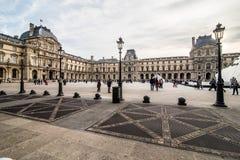 Paris Frankrike - November, 2017 france juni luftventilmuseum 2007 paris Berömd historisk konstgränsmärke i Europa Romantiker tur Royaltyfria Foton