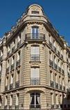 Paris - fransk arkitektur Royaltyfri Bild