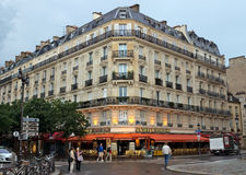 Paris - French architecture Royalty Free Stock Photos