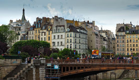 Paris - French architecture Stock Photos