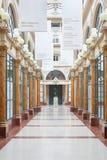 Paris, Galerie Colbert, typischer Durchgang Lizenzfreie Stockfotografie
