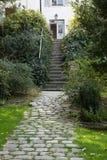Paris - gardens dedicated to Auguste Renoir Stock Images