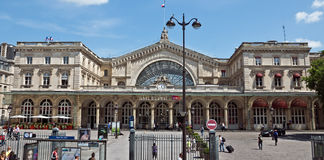 Paris - Gare de LEst Stock Photography