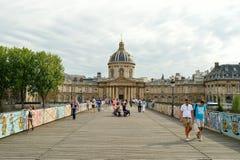 Paris gator Royaltyfria Bilder