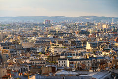 Paris generic cityscape Stock Photo