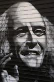 Paris Graffiti Royalty Free Stock Images