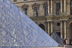 Paris - grelha fotografia de stock