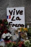 PARIS GRIFF AN Lizenzfreies Stockbild