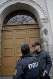 PARIS GRIFF AN Lizenzfreies Stockfoto