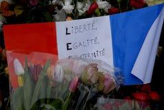 PARIS GRIFF AN Lizenzfreie Stockfotografie