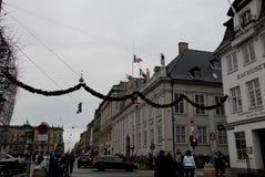 PARIS GRIFF AN Stockfotografie