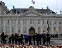 PARIS GRIFF AN Lizenzfreie Stockbilder