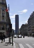 Paris, herrlicher Turm 17,2013-Montparnasse Lizenzfreie Stockfotos