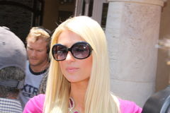 Paris Hilton Stock Photos
