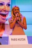 Paris Hilton Image stock
