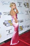 Paris Hilton Stockfotos