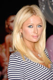 Paris Hilton Lizenzfreie Stockfotos