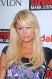Paris Hilton Imagens de Stock