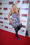 Paris Hilton Fotografia de Stock