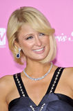 Paris Hilton Image stock